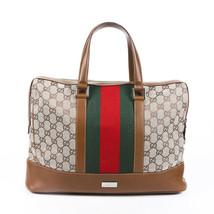 Vintage Gucci Original GG Web Handbag - $625.00