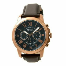 Mens Fossil Grant Chronograph Watch FS5068IE - $89.40