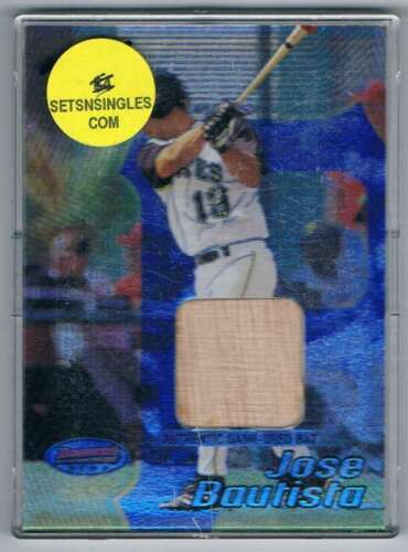 Primary image for 2002 Bowman's Best Gold #129 Jose Bautista NM-MT NM-MT Rookie Card MEM Pirates B