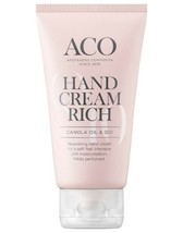 ACO Hand Cream Rich 75 ml x 3 Nos. - $36.48