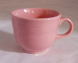 Homer Laughlin Fiesta Rose Cup - $9.27