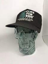Vintage 1992 Cops For Kids Chicago Big Brothers Sisters Snapback Hat Cap... - $29.69