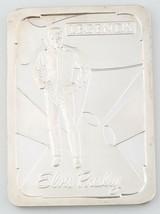 999 Silber 6.9 Troy Unzen Elvis Aaron Presley Legends Sammlerstück Verbi... - $779.63