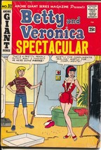 Archie Giant Series #32 1965-Betty & Veronica Spectacular-Streisand-G/VG - $47.92