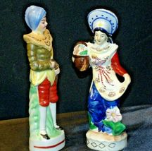 Man & Woman Figurines AB 167 Vintage Occupied Japan image 3