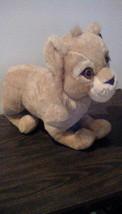 "Disney The Lion King SIMBA Jumbo Plush Stuffed Animal Toy 16 "" tall NEW ... - $22.43"