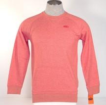 Nike 6.0 Skateboarding Heather Red Crew Neck Pullover Sweatshirt Youth B... - $29.99