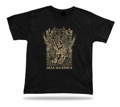 Dias maximus haven black hmor funny shirts tricot Tshirt Tee special gif... - €7,00 EUR