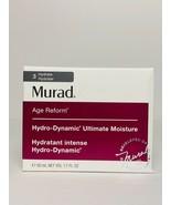 Murad Age Reform Hydro-Dynamic Ultimate Moisture Full Size 50ml / 1.7 fl oz - $57.99