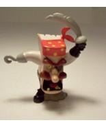 Pagemaster  Adventure Pirate Book Action Figure Applause Disney 1994  - $5.99
