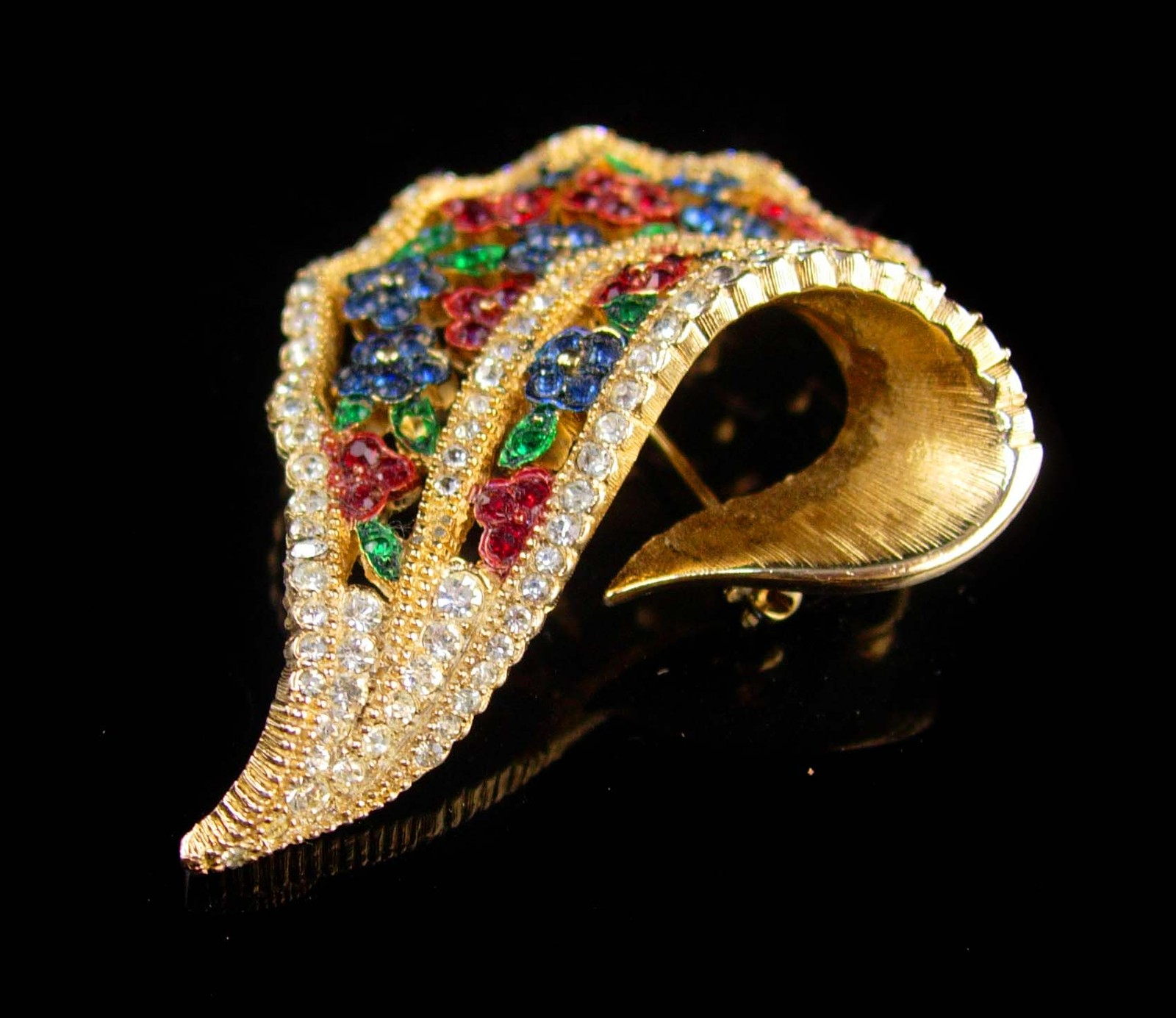 Couture Jewelry - Signed LeC Le Couturier - Marcel Boucher - designer couture  image 5