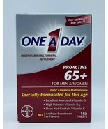 One A Day Proactive 65 Plus Multivitamins 150 Tablets Men & Women 65 + E... - $19.99