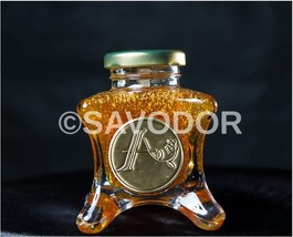 Honey with 'Gold 22k' - 'Chios Mastic Oil' and 'Rose' Pure Greek Honey Luxury Ho - $79.90