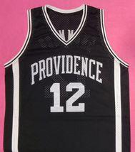 God Shammgod Providence Friars Black College Jersey Any Size Free Wwjd Bracelet - $29.99
