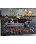 Fishing Pro Files (122 Full Color Plasticized Cards) * Brand New * - $129.99