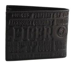 NEW TOMMY HILFIGER MEN'S LEATHER CREDIT CARD ID WALLET BILLFOLD BLACK 31TL22X034 image 4