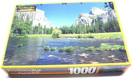 "1000 Piece Kodacolor Puzzle ""Bridal Veil Falls, CA"" [Brand New] - $34.43"