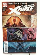 Uncanny X-Force #14 2nd Printing Variant Cover Marvel Comics Volume 1 2010 - $5.94
