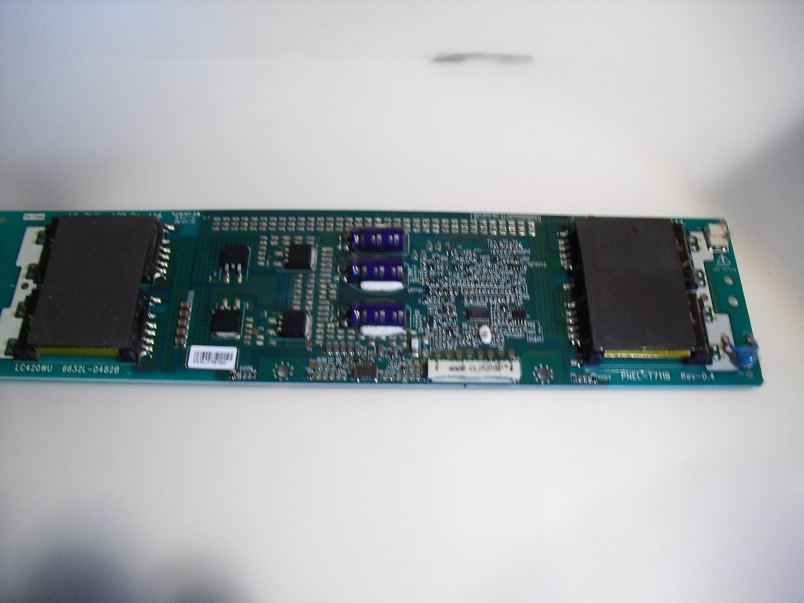 6632L0482b    inverer  board   for   vizio   sv420xvt1a - $18.99