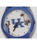 University of Kentucky Basketball Wrist Watch blue Wildcats team H8 - $17.77