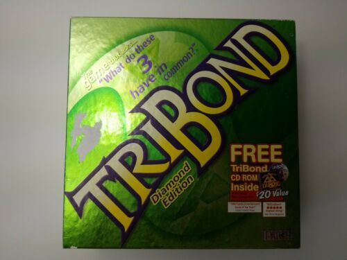 Primary image for TriBond Board Game Diamond Edition 2000 Patch Products, Family Fun