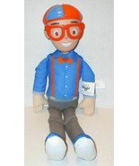 """MY BUDDY BLIPPI TALKING DELUXE 16"""" PLUSH DOLL 15 PHRASES AND SOUNDS 2019... - $11.99"""