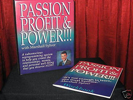 Passion, Profit & Power (Wealth) - MARSHALL SYLVER - 6 Cass + 6 CDs - MS... - $79.88