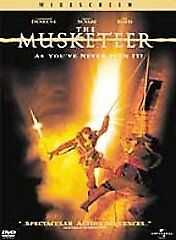 Primary image for The Musketeer (DVD, 2002)