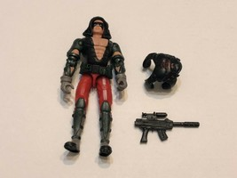 2002 G.I. JOE Action Figure Zartan ( Ref # 33-67 ) - $8.00