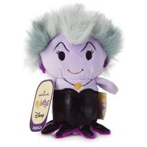 Ursula Hallmark itty bitty bittys Disney Villains Little Mermaid Plush S... - $15.83