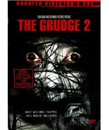 The Grudge 2, Unrated Director's Cut, DVD, 2007, Widescreen - $9.99