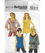 Butterick Fast & Easy  Pattern #B5219-Misses Top-Tunic-Belt in Sizes 16-... - $9.46