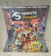 Spin Master 5-Minute Dungeon Card Game for Kids and Adults - $23.15