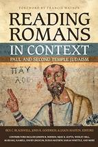 Reading Romans in Context: Paul and Second Temple Judaism [Paperback] Zo... - $24.99