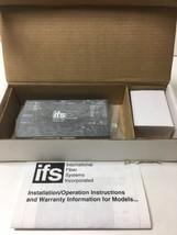 International Fiber Systems D9230 FM Video Receiver / Data Transceiver - $118.03