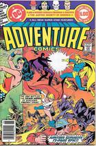 Adventure Comics Comic Book #463 DC Comics 1979 NEAR MINT NEW UNREAD - $19.24