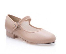"Capezio 3800C Caramel Child 13.5M (Fits Child 12.5) ""Mary Jane"" Buckle T... - $34.99"