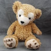 DISNEY Aulani Resort Duffy Hidden Mickey TEDDY BEAR Stuffed Animal Plush... - $16.70