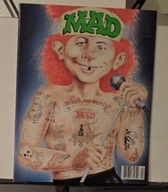 MAD MAGAZINE #310 april 1992 - $7.48