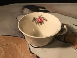 """Vintage Spode Billingsley Rose """"Jewel"""" New Mark 2 1/2"""" - $19.80"""