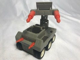 1986 Coleco Starcom M-6 Gunner Vehicle for Action Figure 80s Toys Vehicl... - $19.79