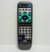Jvc RM-SV511U Factory Original Dvd Player Remote XV-511BK, XV-511BKC, XV-511BKE - $9.99