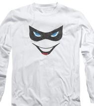 Harley Quinn T-shirt Joker Suicide Squad Batman superhero long sleeve tee BM2241 image 3