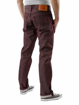 Levi's 501 Men's Original Fit Straight Leg Jeans Button Fly 501-1406 image 2