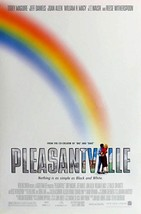 """1998 PLEASANTVILLE Movie POSTER 27x40"""" Single Sided Sheet poster Tobey M... - $15.99"""