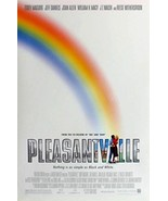 """1998 PLEASANTVILLE Movie POSTER 27x40"""" Single Sided Sheet poster Tobey M... - $29.99"""
