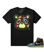 Shirt to Match Air Jordan 1 Biohack Sneakers Tees Shirts Heartless Bear T-Shirt - $19.99 - $25.99