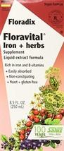 Salus-Haus - Floradix Floravital Iron & Herbs Yeast Free - 8.5 oz - $24.41