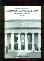Reading Railroad - NORTH BROAD STREET  STATION -  - SIGNED - $21.73