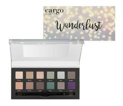 CARGO Cosmetics Limited Edition ~ Wanderlust ~ Eyeshadow Palette $34 Value - $13.37